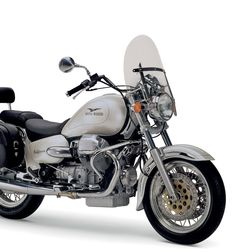 An archetypal #tourer, the #California is the most #famous #Moto  #Guzzi in the world. Developed for the Los Angeles Police Department, who re-named it the #Ambassador, it has been the #flagship of the Moto Guzzi range for forty years. Discover more!