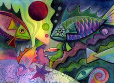 Unda the sea by karincharlotte.deviantart.com on @deviantART