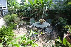 Southern Garden Courtyards | Southern Comfort Bed and Breakfast a New Orleans, LA Bed & Breakfast