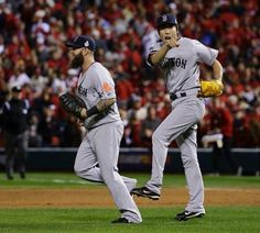 WATAH...!!! We got the fifth game and Red Sox leads the 2013 World Series.
