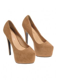 EVERYONE needs a pair of TAN/NUDE heals in their wardrobe this summer! FACT!