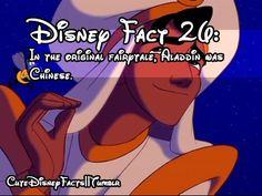 Disney Fact 26