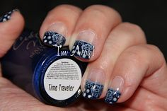 Time Traveler Just love the name - TARDIS blue!