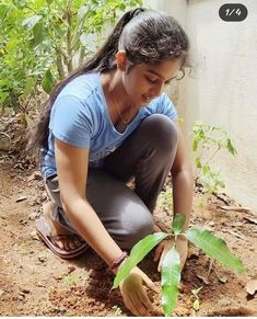 Happy World Environment Day!🌳🌱 Let us not forget the very existence of our life. We humans completely depend on our environment from the… Beautiful Girl In India, Beautiful Girl Photo, Most Beautiful Indian Actress, Dehati Girl Photo, Indian Girl Bikini, Girl Number For Friendship, Massage Girl, Cute Little Girl Dresses, Indian Girls Images