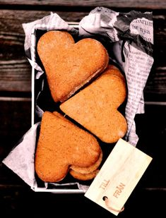 Min Nyttiga Pepparkakor: Simply The Healthiest And Most Fragrant Swedish Ginger Cookies Ever — Bread