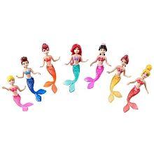 Disney Princess - The Little Mermaid Sisters Doll 7 Pack