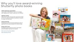 Photo Books, Photo Albums, Create a Photo Book, Personalized Photo Album | Shutterfly