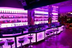 Just a place for me to share my passion for all things purple. Nightclub Design, Episode Interactive Backgrounds, Scenery Background, Bar Restaurant, Bar Design Awards, After Life, Purple Aesthetic, Night Club, Night Bar