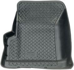 Husky Molded Front Floor Liners for 07-12 Jeep® Wrangler & Wrangler Unlimited JK