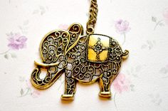 Raspberrykiss | UK Beauty Blog: Review and Giveaway | Bronze Elephant Necklace Cheap Fashion Jewelry, Elephant Necklace, Copper Jewelry, Lifestyle Blog, Giveaway, Bronze, Fancy, Accessories, Beauty