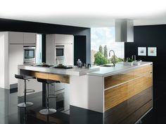 Ultra Moderne Keukens : 97 beste afbeeldingen van moderne keukens american kitchen