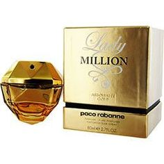 PACO RABANNE LADY MILLION ABSOLUTELY GOLD by Paco Rabanne (WOMEN)