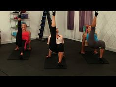Interesting fitness article about >> 10 Minutes to Long, Lean Muscles With Pop Physique! Barre Workout Video, 10 Minute Workout, Butt Workout, Workout Videos, Leg Workouts, Daily Workouts, Muscle Up, Muscle Fitness, Pop Physique