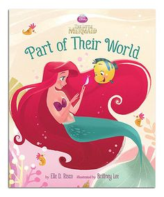 Look what I found on #zulily! Part of Their World Hardcover by Disney #zulilyfinds