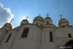 O Kremlin e os Jardins de Alexandrov ou Alexandre | ZigadaZuca