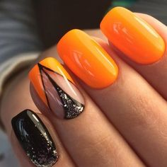 24 CUTE AUTUMN NAIL DESIGNS YOU'LL WANT TO TRY – My Stylish Zoo