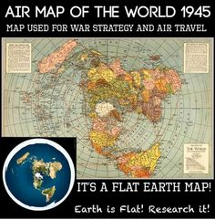 51 Best History of flat Earth images