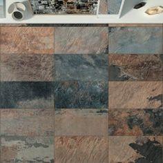 Keramische vloertegel MIRAGE Ardesie African Stone RTT AD03 45x90
