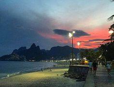 A Cidade Maravilhosa Rio de Janeiro  #Brazil  #Ipanema-Arpoador  by andresmesquita