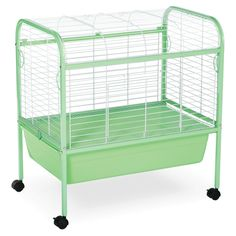 Prevue Pet Jumbo Small Pet Cage on Stand | from hayneedle.com