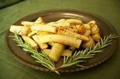 Buttered parsnips