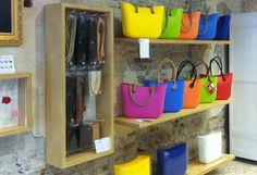 O bags and accessories by Fullspot