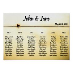 #Seating Chart Poster - Doves Design - #GroomGifts #Groom #Gifts Groom Gifts #Wedding #Groomideas Groom Gifts, Guest Gifts, Seating Charts, Bridal Gifts, Custom Posters, Custom Framing, Favorite Quotes, Wedding Ideas, Templates
