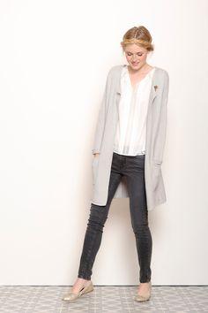 Dark Xazou jeans 98% coton 2% élasthanne - Pant Woman - Des
