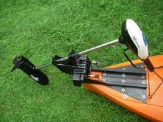 10 Best Diy Kayak Trolling Motor And Mount Images