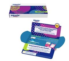 FREE Equate Feminine Care Sample Kit