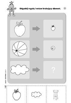 Logiś i ja. Ćwiczenia logicznego myślenia. Analogie - etap 1 Multimedia, Education, Google Search, Ideas, Special Education, Speech Language Therapy, Health, Onderwijs, Learning