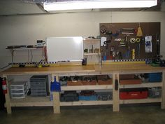 Building a Workshop from Scratch