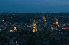 Early evening over Lviv. Apr 22, 2012 #Ukraine