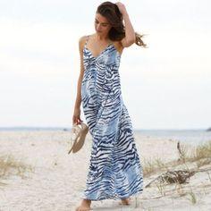 Maxi Beach Dress, M.