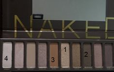 EOTD Feat. Urban Decay Naked Palette , eyemakeup using urban decay naked palette