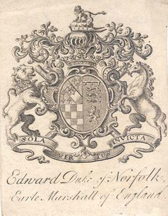 Ex Libris//Bookplates: British Armorial Bookplates
