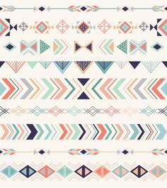 Aztec Pattern Wallpaper, Print Wallpaper, Washable Paint, Purple Walls, Ethnic Patterns, Traditional Wallpaper, Self Adhesive Wallpaper, Surface Pattern, Pattern Art