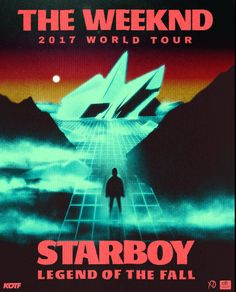 the-weeknd-starboy-tour-poster