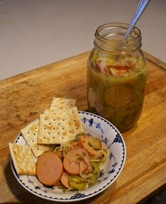 Pickled Bologna Chicago Style ~ Ingredients 1 pound ring bologna, thinly sliced (we used Boar's Head Ring Bologna) 1 medium onion, cut into very thin slices 1 cup thinly sliced dill spears 1 cup sweet pickle relish 1/2 cup sport peppers or sliced pickled cherry peppers 1 cup distilled or cider vinegar 1 cup water 2 tablespoons prepared yellow mustard 2 teaspoons celery seed