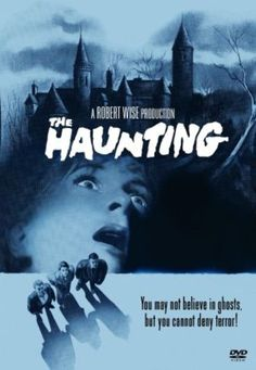 The Haunting - one of the greats. Best haunted house film ever - and the black and white adds to the creepiness. Fabulous cast...