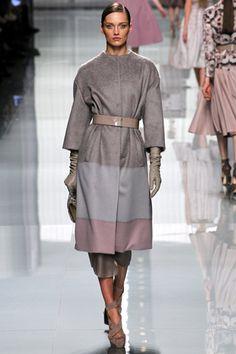 fall 2012 ready-to-wear  Christian Dior  Runway  Karmen Pedaru (ELITE)    view fullscreen›  Photo: Monica Feudi/ Feudiguaineri.com