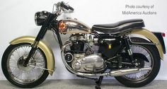 BSA A10 pre-unit 650 w/eye-popping photos, specs, history & more. The complete online index of all Classic British Motorcycles, Auctions, Shows, Rides & Events. Bicycle Decor, Old Bicycle, Old Bikes, British Motorcycles, Vintage Motorcycles, Vintage Bikes, Vintage Cars, Scooters, Bsa Motorcycle