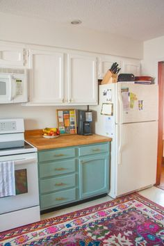 My $250 kitchen update that started it all…