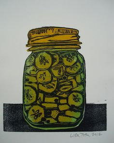 Pickle Magic by LisaToth on Etsy, $20.00