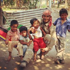 A father and his family | #Mexico