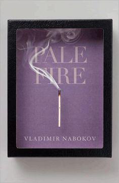 Pálido fuego / Pale Fire. Vladimir Nabokov