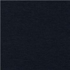 Great T-Shirt fabrics - Kaufman Laguna Stretch Jersey Knit Navy