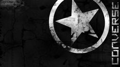 Converse Logo Wallpaper Fondos De Pantalla Imagenes Wallpapers