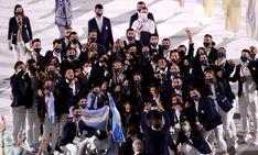 Ολυμπιακοί Αγώνες: Οι Αργεντινοί κατάφεραν να ξεχωρίσουν στην Τελετή Έναρξης.Περισσότερα...