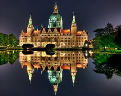 Castle Hannover Germany